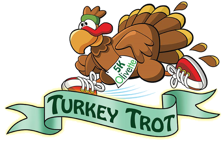 Turkey trot clipart image royalty free download Olivette Turkey Trot 2018 | Olivette, MO image royalty free download