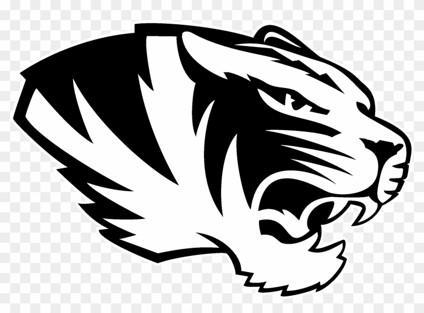 Missouri tigers football clipart freeuse library Missouri Tigers Logo Png Transparent Svg Vector Freebie ... freeuse library