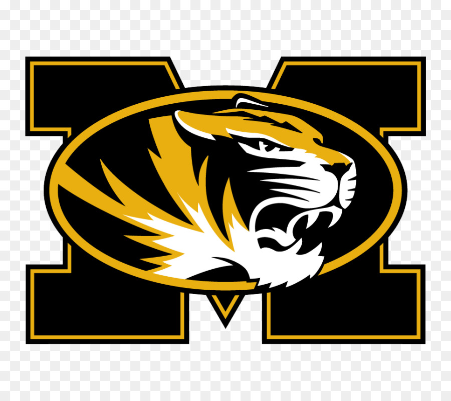 Missouri tigers football clipart jpg black and white American Football Background clipart - Sports, Black, Yellow ... jpg black and white