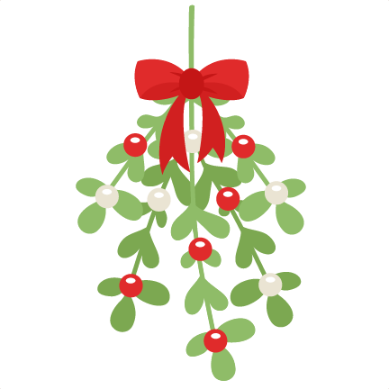 Mistletoe clipart transparent banner black and white Free Mistletoe Cliparts Transparent, Download Free Clip Art, Free ... banner black and white