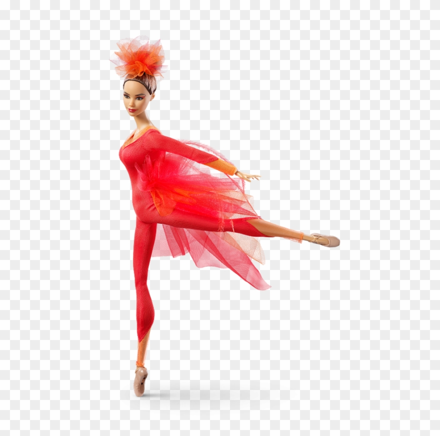 Misty copeland clipart