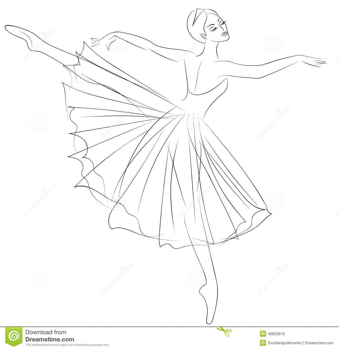 Misty copeland clipart picture transparent stock View source image   Misty Copeland/Ballerinas   Sketches, Pencil ... picture transparent stock