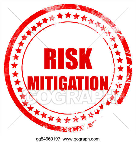 Mitigation clipart clip art royalty free Stock Illustration - Risk mitigation sign. Clipart ... clip art royalty free