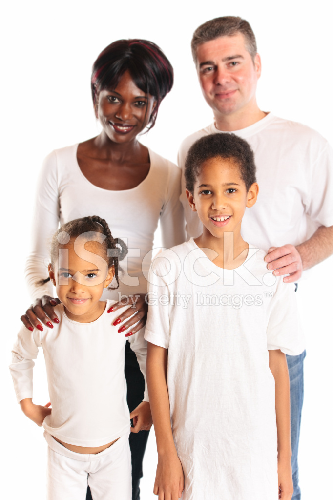 Mixed race mothers and their children clipart picture freeuse Mixed Race Family Stock Photos - FreeImages.com picture freeuse