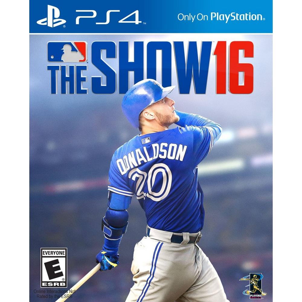 Mlb the show 16 clipart svg freeuse MLB The Show 16 | PlayStation 4 | GameStop svg freeuse