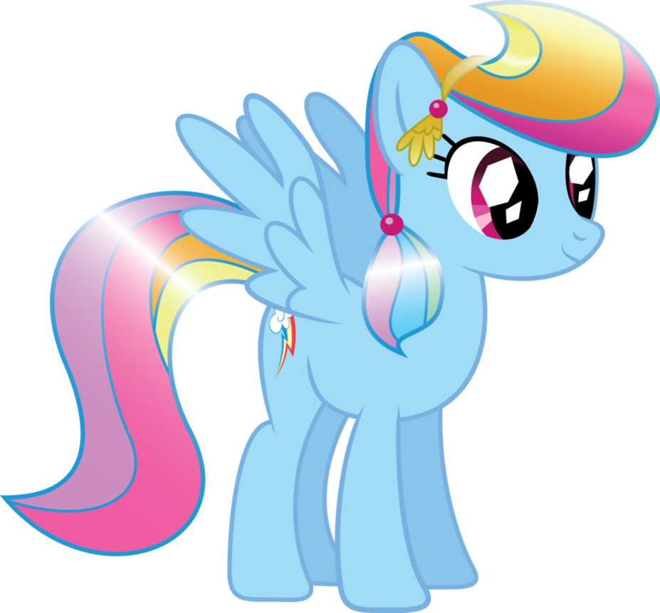 Mlp mane 6 clipart banner My Little Pony Mlp Crystal Ponies Mane 6 - Clip Art Library banner