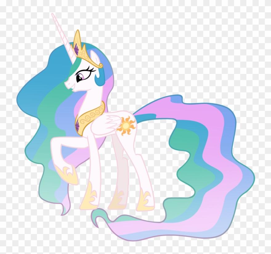 Mlp princess celestia clipart picture freeuse stock Princess Celestia Png File - My Little Pony Alicorn Princess ... picture freeuse stock