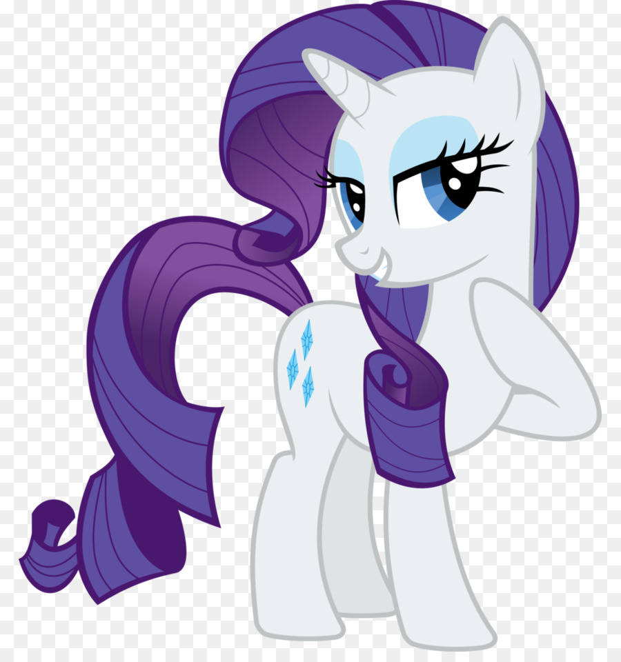 Mlp rarity clipart image free library Pinkie Pie clipart - Purple, Cartoon, Horse, transparent ... image free library