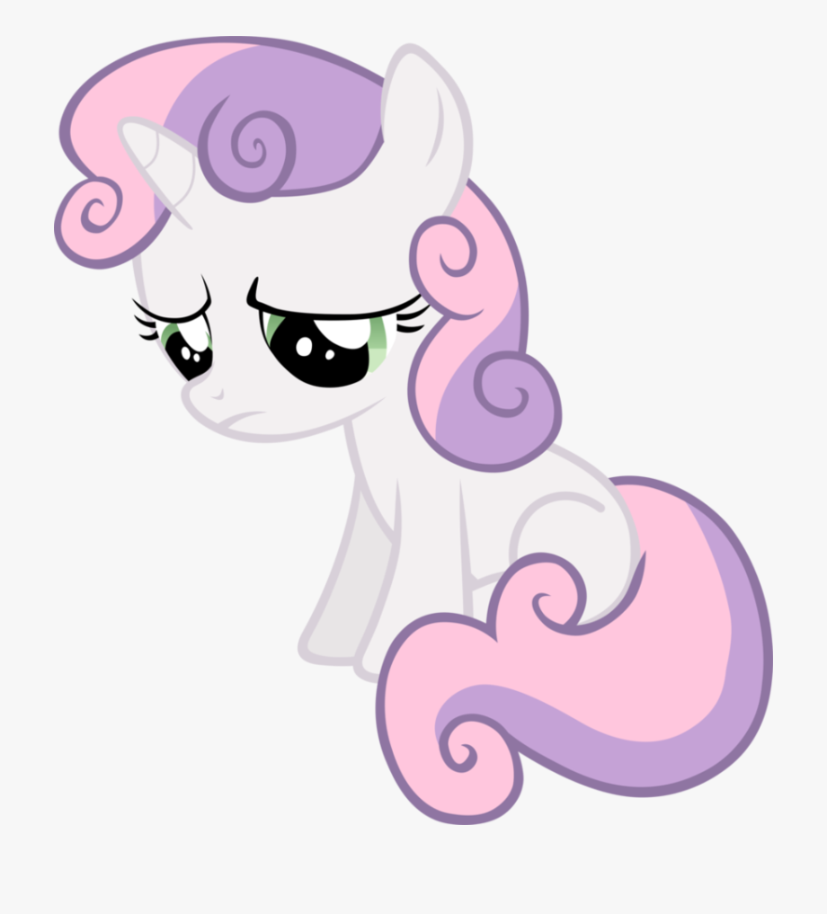 Mlp sweetie belle clipart picture freeuse stock Picnic Table Clipart Mlp - Mlp Sweetie Belle Sad #1328353 ... picture freeuse stock