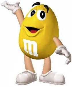 M&m clipart characters image free download M&M\'s Clipart - Bing images | Baking | Yellow m&m, Shades of yellow ... image free download