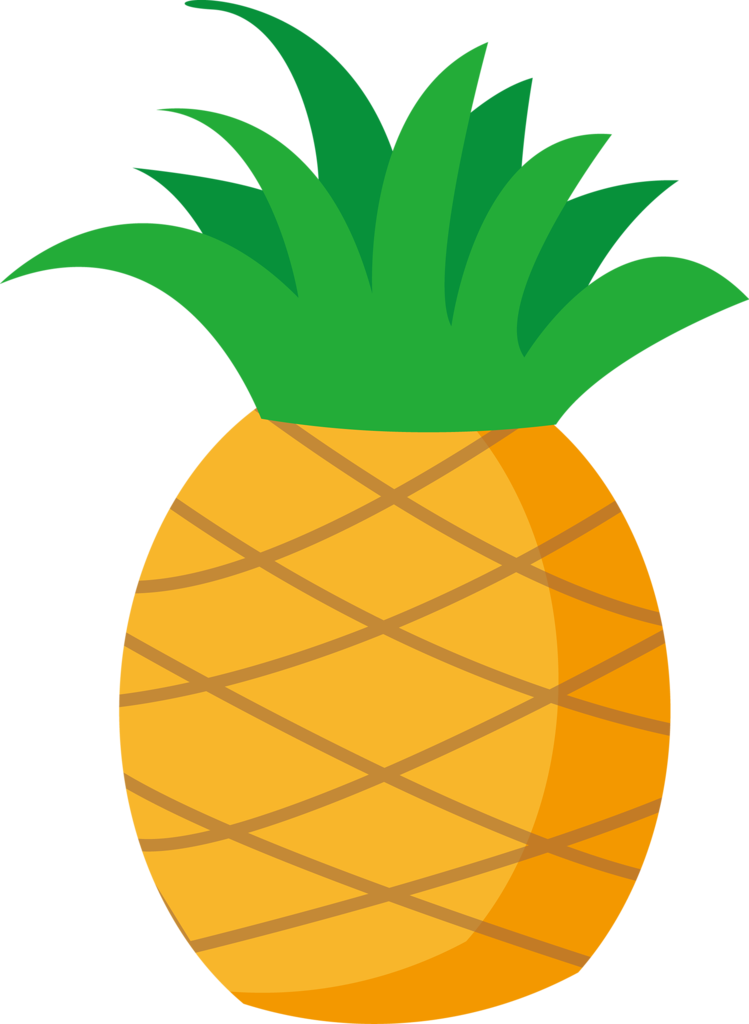 Pineapple flower clipart picture library stock cg050_22.png | Flamingo, Moana and Luau picture library stock