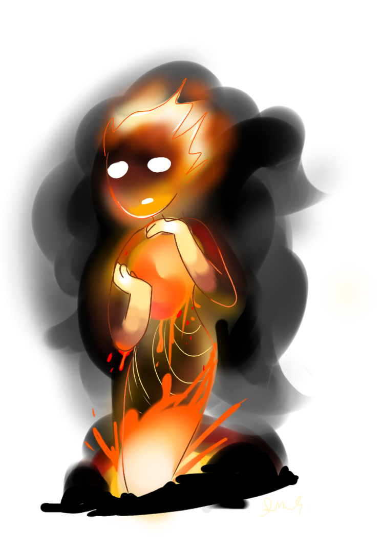 Moana sun clipart free library Is this Te ka? by MorpangII on DeviantArt free library
