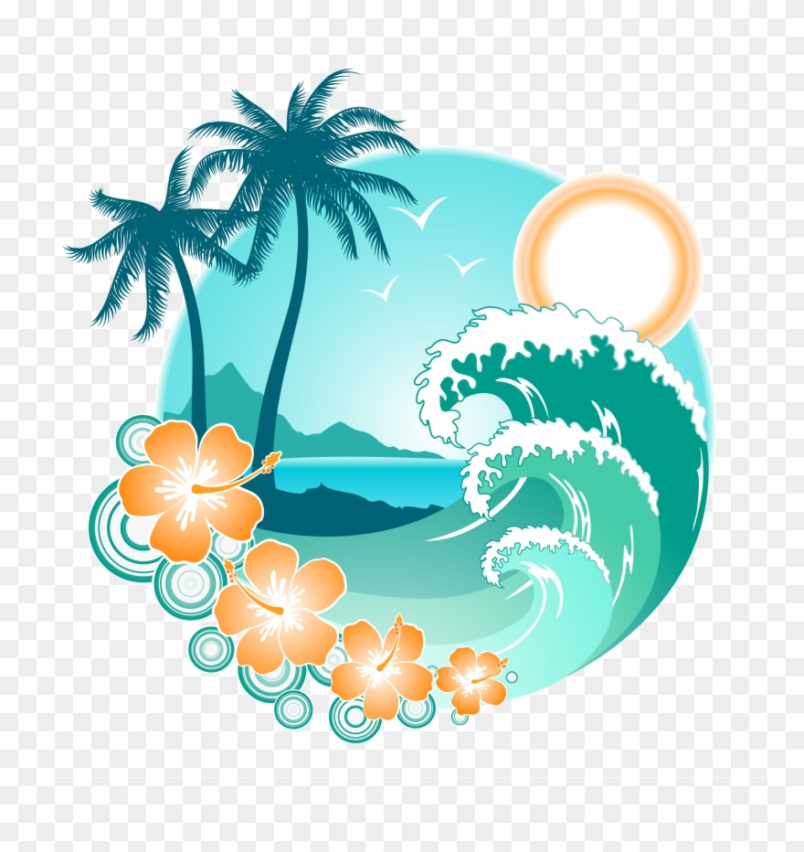 Moana wave clipart vector transparent library Holidays Png Transparent Images Png All Moana Wave - Holiday ... vector transparent library