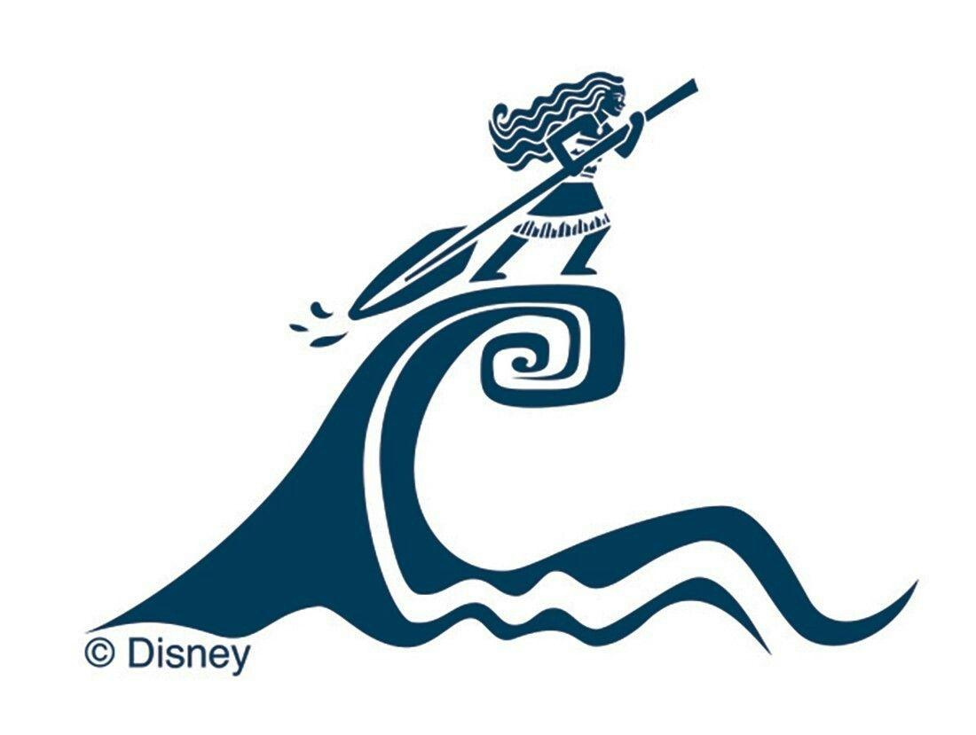 Moana wave clipart png freeuse Moana tribal   Cricut   Maui tattoo, Maui tattoos moana ... png freeuse
