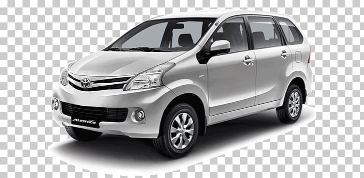 Mobil avanza clipart royalty free library Toyota Avanza Toyota Vios Car Minivan, toyota avanza PNG ... royalty free library