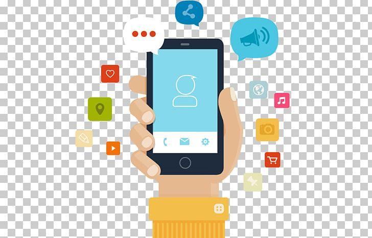 Mobile app icon clipart image Computer Icons Mobile App Development Icon Design Business ... image
