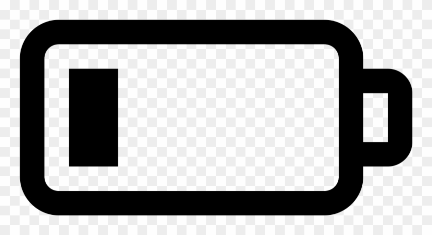 Mobile battery icon clipart image royalty free download Low Battery Icon Png Picture Freeuse Library - Battery Low ... image royalty free download