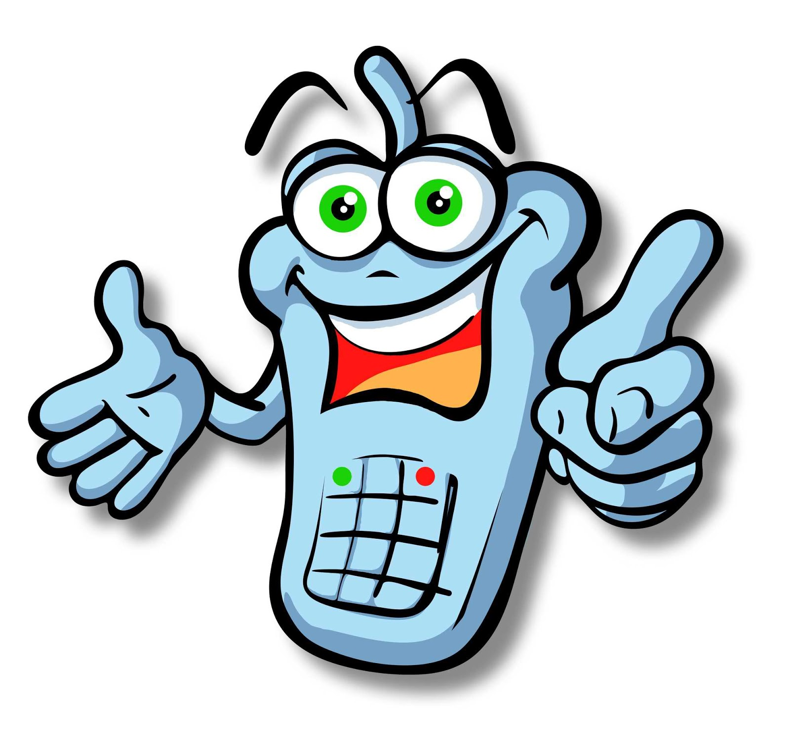 Mobile service clipart clip art library stock Free Cartoon Pictures Of Cell Phones, Download Free Clip Art ... clip art library stock