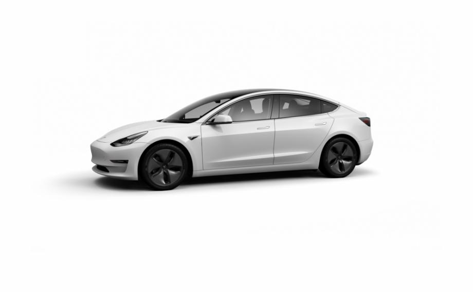 Model 3 clipart banner library Model 3 Png - White 2019 Tesla Model 3 Free PNG Images ... banner library