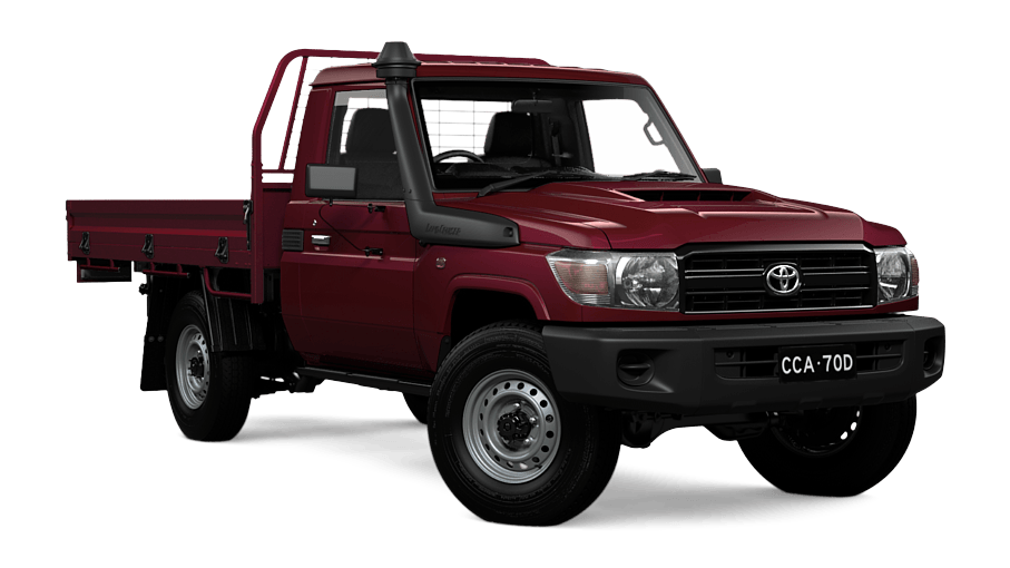 Model t car clipart svg freeuse library LandCruiser 70 Workmate Single-Cab Cab-Chassis | Maitland Toyota svg freeuse library