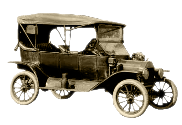 Model t car clipart free library Ford Model T transparent PNG - StickPNG free library