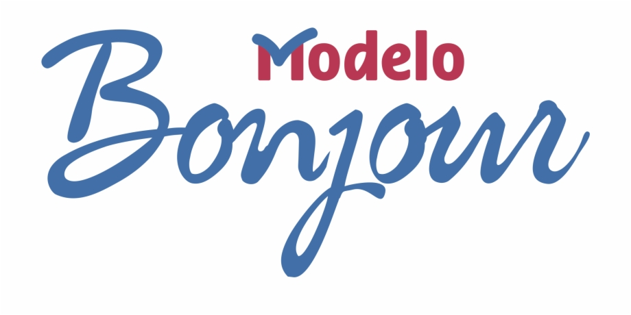 Modelo logo clipart clipart free download Modelo Bonjour Logo Png Transparent - Modelo Bonjour Free ... clipart free download