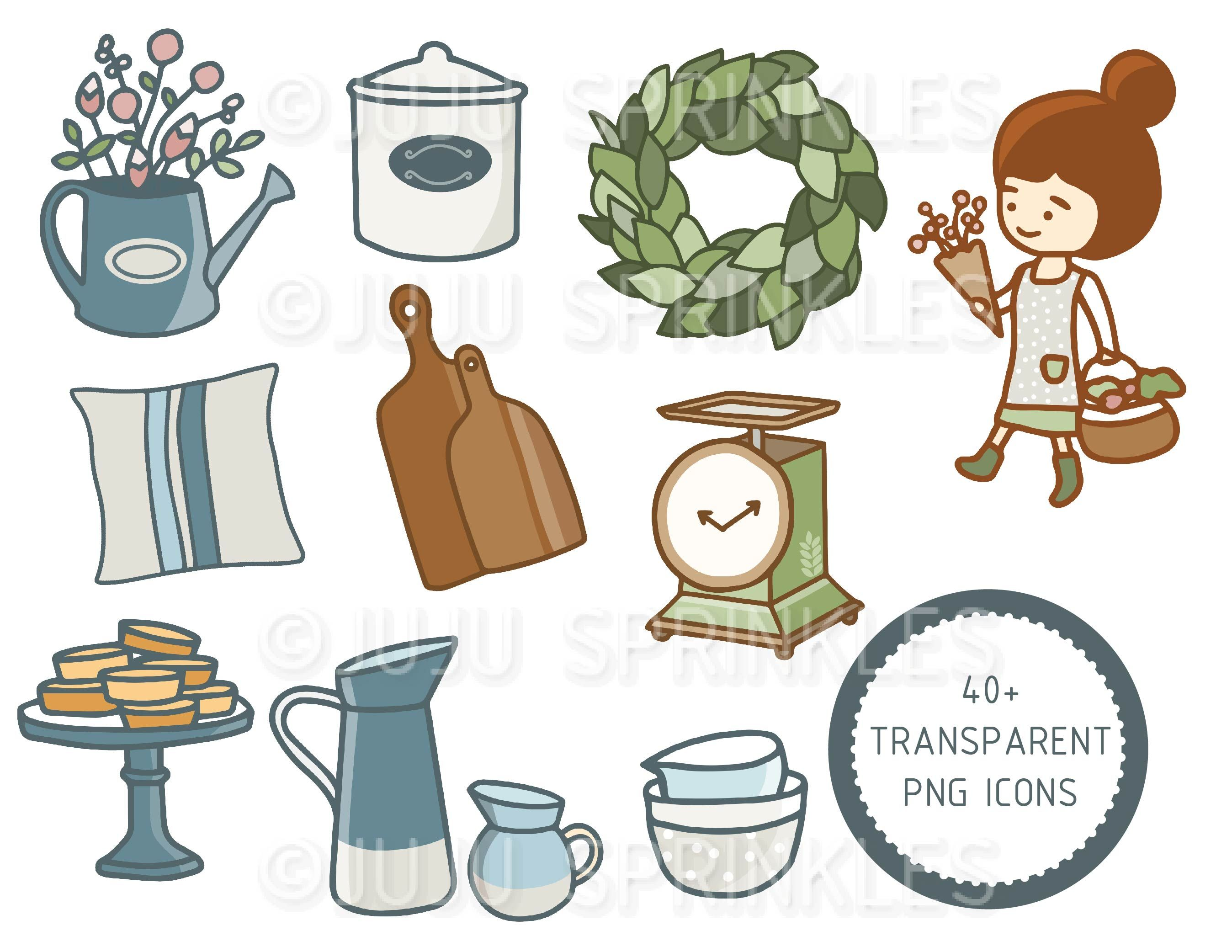 Modern clipart clip art library library Digital Clipart, Modern Farmhouse Clipart, Farmhouse Clipart ... clip art library library