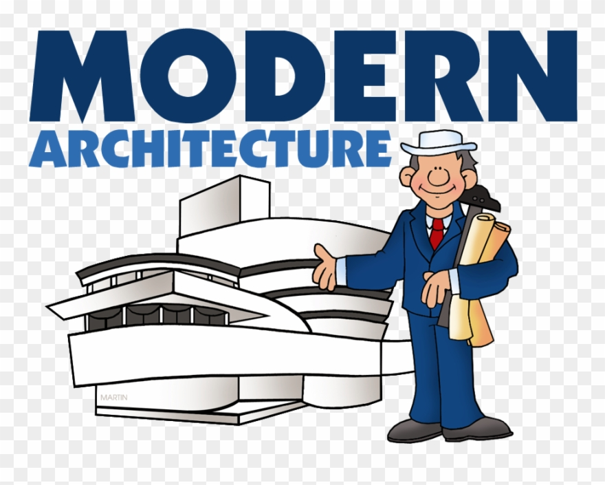Modern clipart picture freeuse library Modern Architecture - Arsitektur Modern Clipart (#25926 ... picture freeuse library