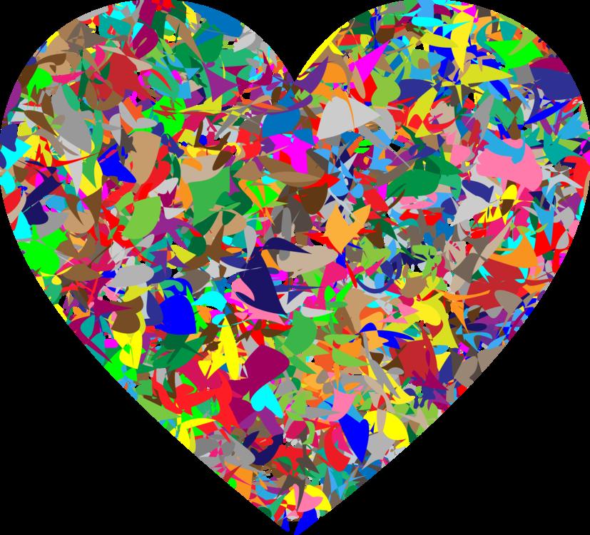 Modern heart clipart vector stock Modern art Abstract art Drawing Heart free commercial clipart ... vector stock