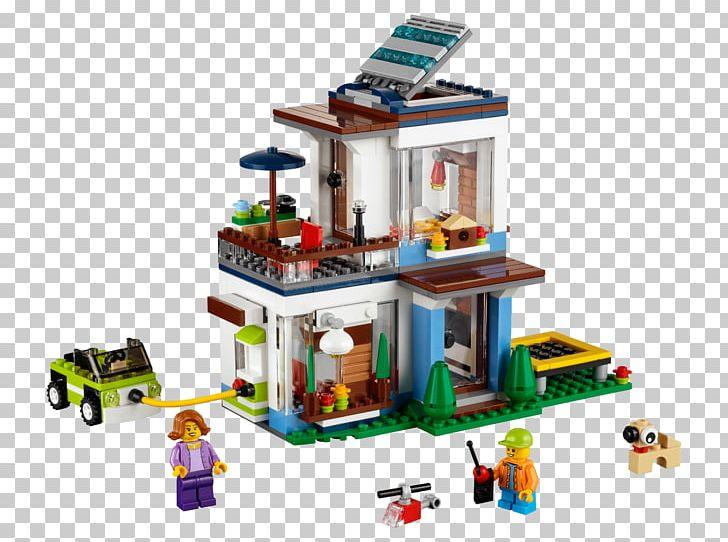 Modern home clipart image free LEGO 31068 Creator Modular Modern Home Hamleys Lego Creator ... image free