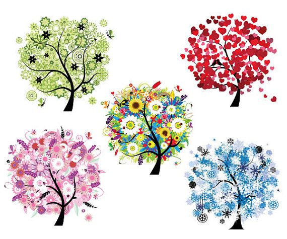 Modern tree clipart clipart royalty free download Pin by Tammy on Everything good | Tree clipart, Decor crafts ... clipart royalty free download