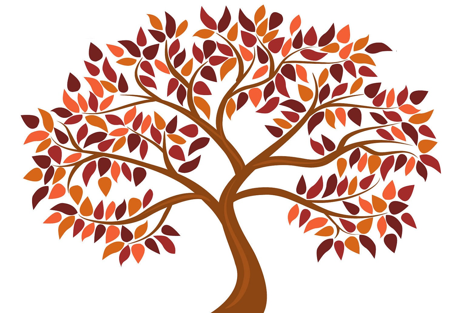 Modern tree clipart picture freeuse autumn-tree-clipart-wallpapers-gallery-1063238 – Boys ... picture freeuse