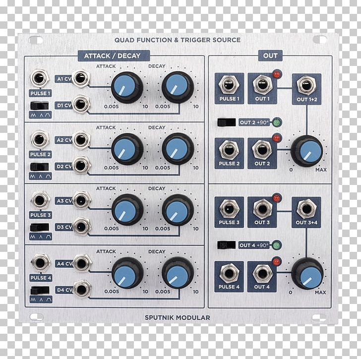 Modular synthesizer clipart clip art black and white library Eurorack Modular Synthesizer Sound Synthesizers Function ... clip art black and white library
