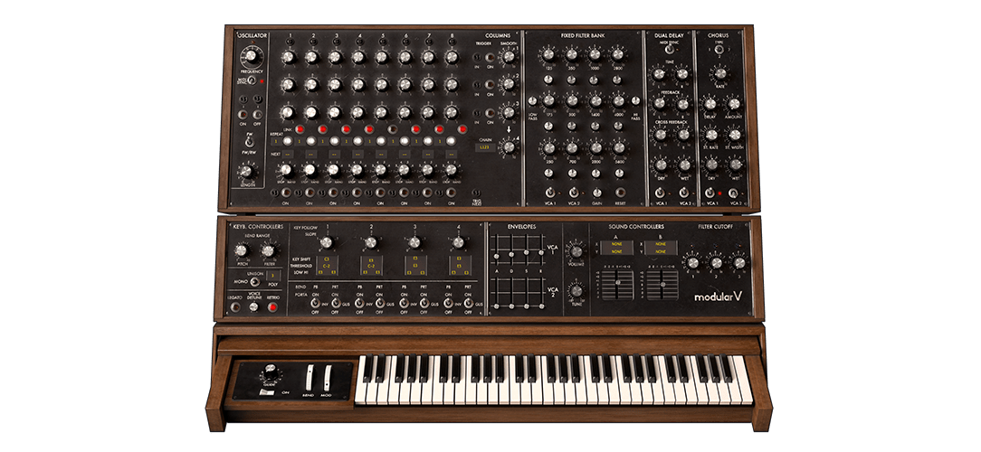 Modular synthesizer clipart graphic free download Arturia - Overview graphic free download