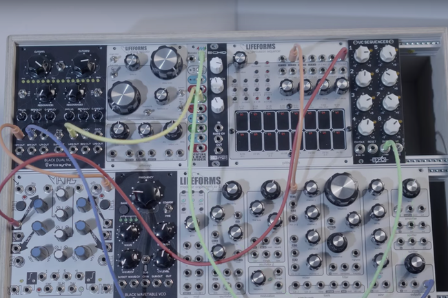 Modular synthesizer clipart banner transparent Modular For The Masses: The Comeback And Accessibility Of ... banner transparent
