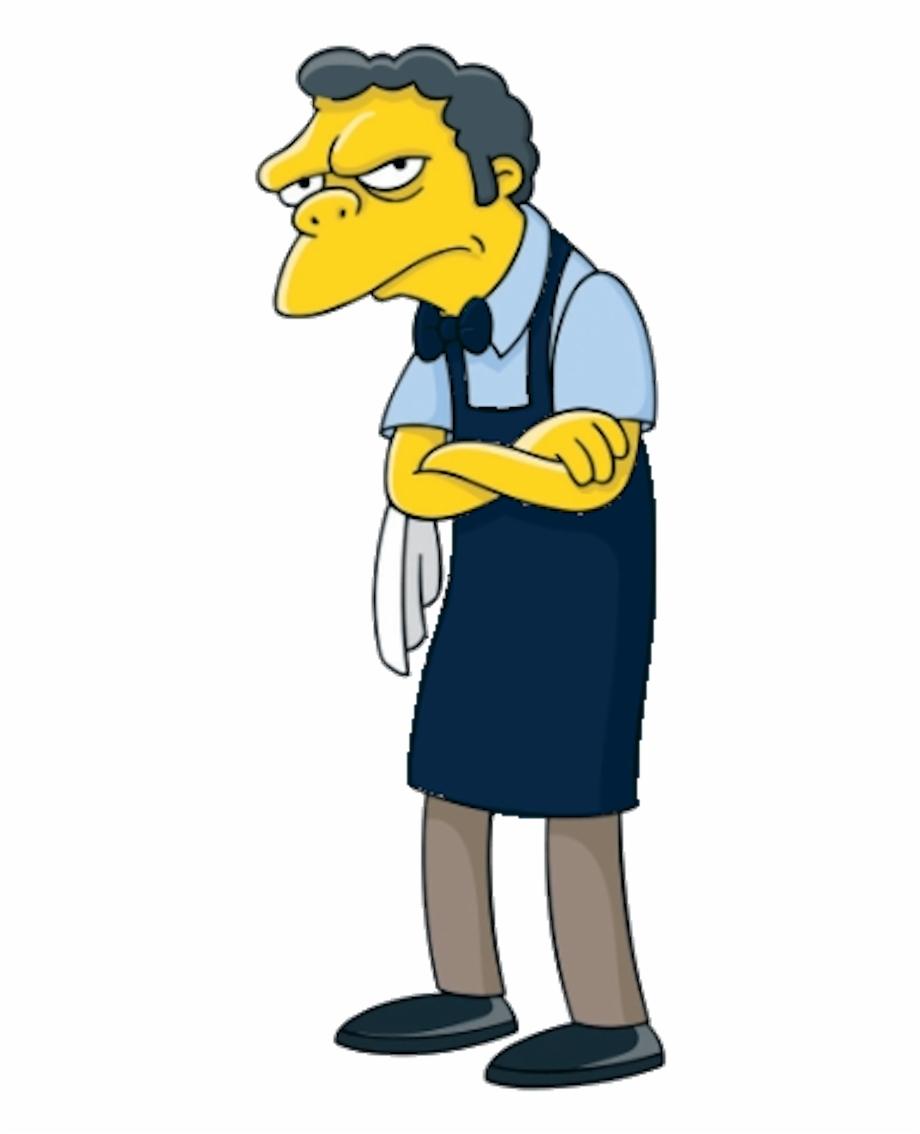 Moe clipart clipart free Moe Szyslak - Moe Simpsons Free PNG Images & Clipart ... clipart free