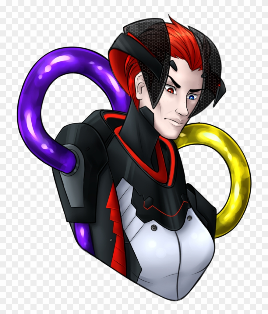 Moira clipart svg library 820 X 974 6 - Overwatch Moira Art Png Clipart (#3336220 ... svg library