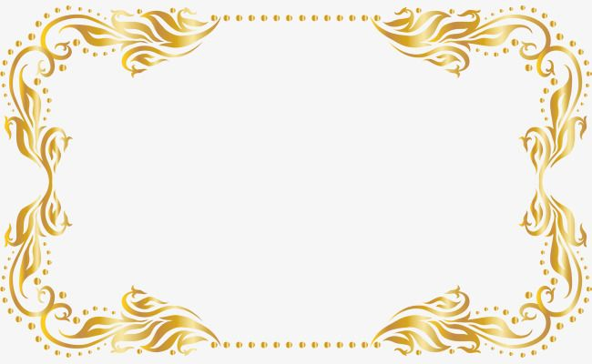 Moldura para convite de casamento arabesco clipart jpg transparent download Golden Tree Rattan Frame, Tree Clipart, Frame Clipart, Gold ... jpg transparent download