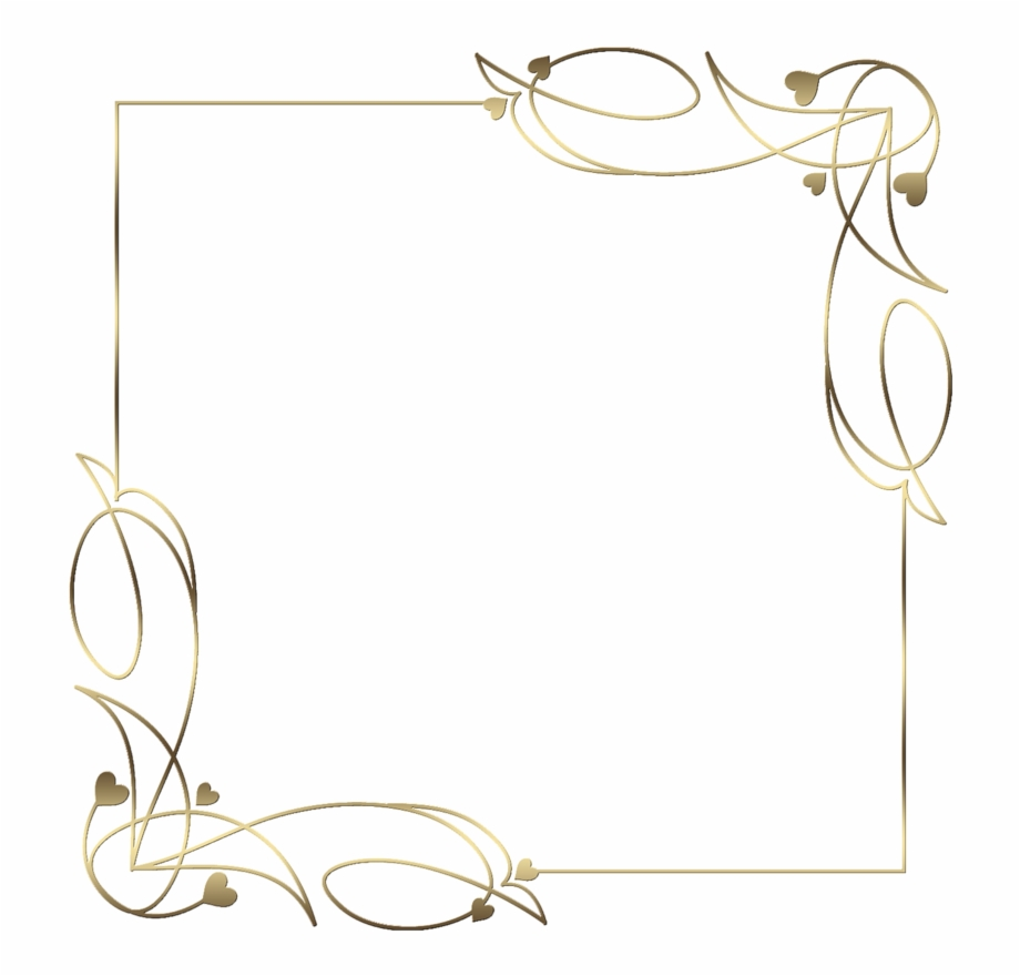 Moldura para convite de casamento arabesco clipart svg free download Filigree Clipart Invitation - Borda Para Convite De ... svg free download