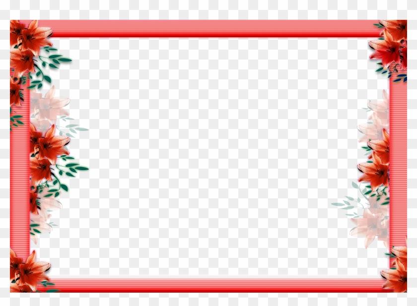 Moldura vermelha clipart png transparent stock Moldura Png Vermelha - Moldura Romantica Png, Transparent ... png transparent stock