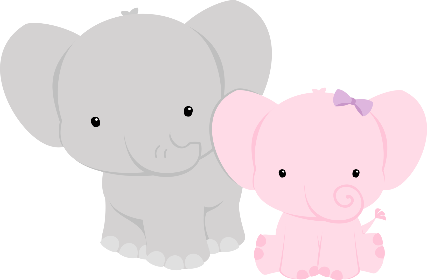 Mom and baby elephant heart clipart clipart free library 4shared - Ver todas las imágenes de la carpeta PNG | Clip Art ... clipart free library