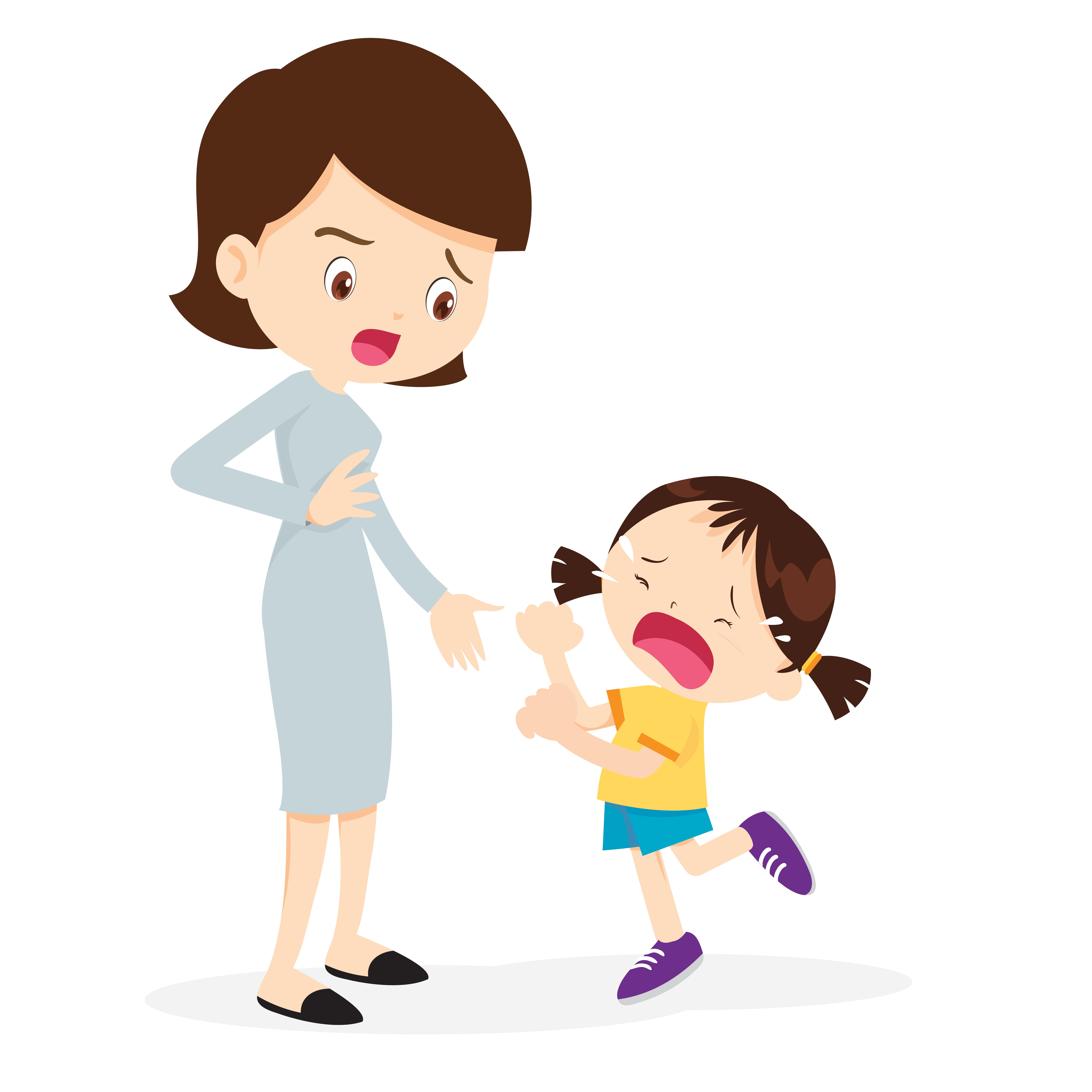 Mom and daughter at the fair clipart clip library library One Mom\'s Quest To Just Say No When Her Daughter Asks For A ... clip library library