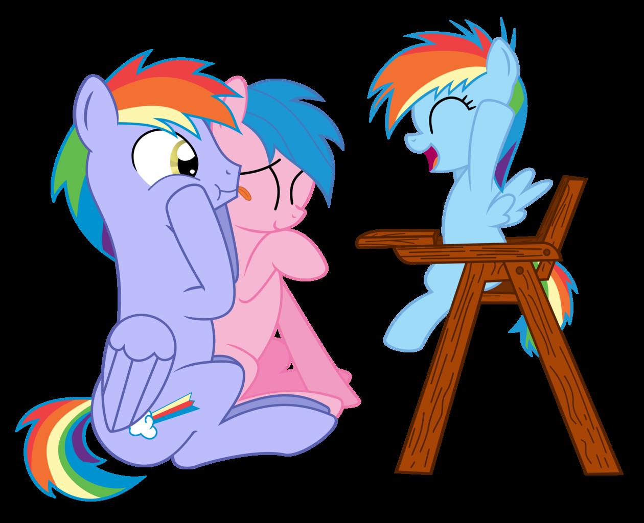 Mom apple daughter clipart clip download 757752 - artist:hyolark, artist:s.guri, baby, baby dash, baby pony ... clip download