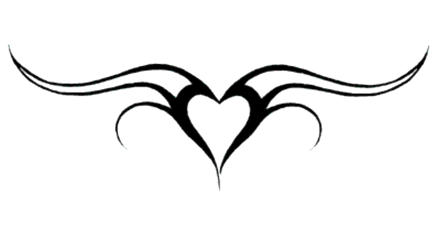 Mom heart tattoo clipart vector freeuse Heart Tattoos PNG Transparent Heart Tattoos.PNG Images. | PlusPNG vector freeuse