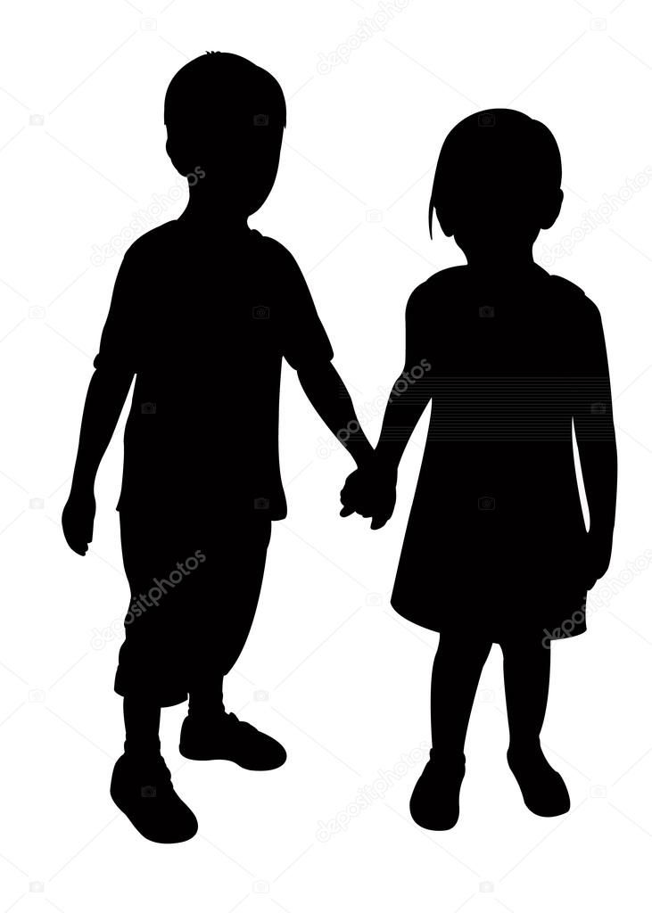 Mom kiss goodbye childblack clipart school and white vector free library The gallery for --> Black Mother And Child Silhouette | Arts ... vector free library