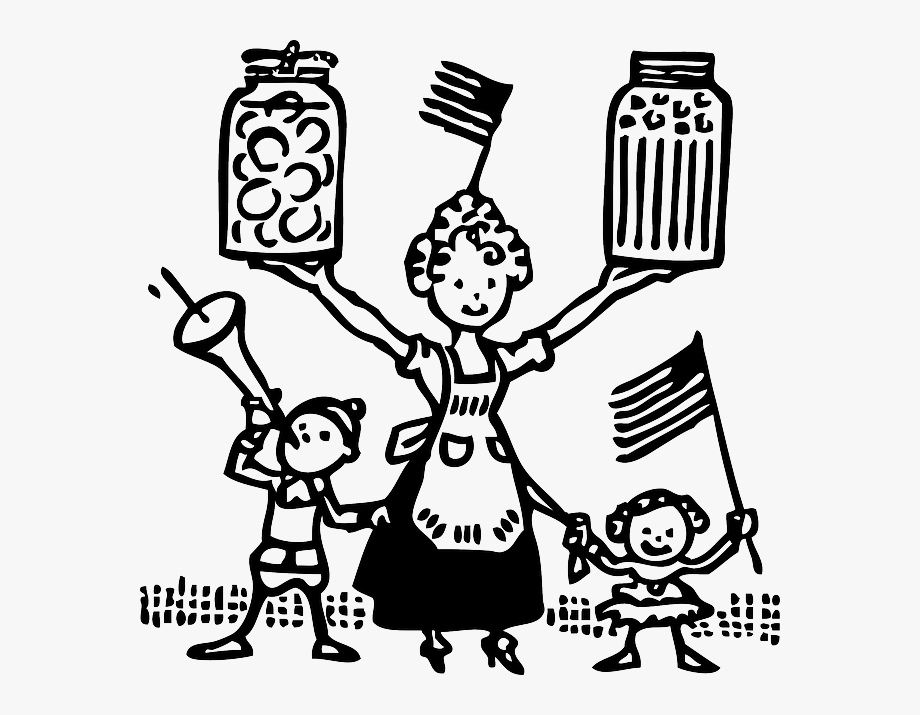 Mom making sandwich at beach clipart svg transparent stock One Headteacher Portrays The Brutal Substances Of Neediness ... svg transparent stock