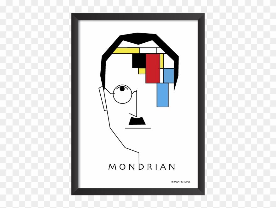 Mondrian clipart picture free stock Mondrian Regular Price $18 - Cartoon Clipart (#3800549 ... picture free stock