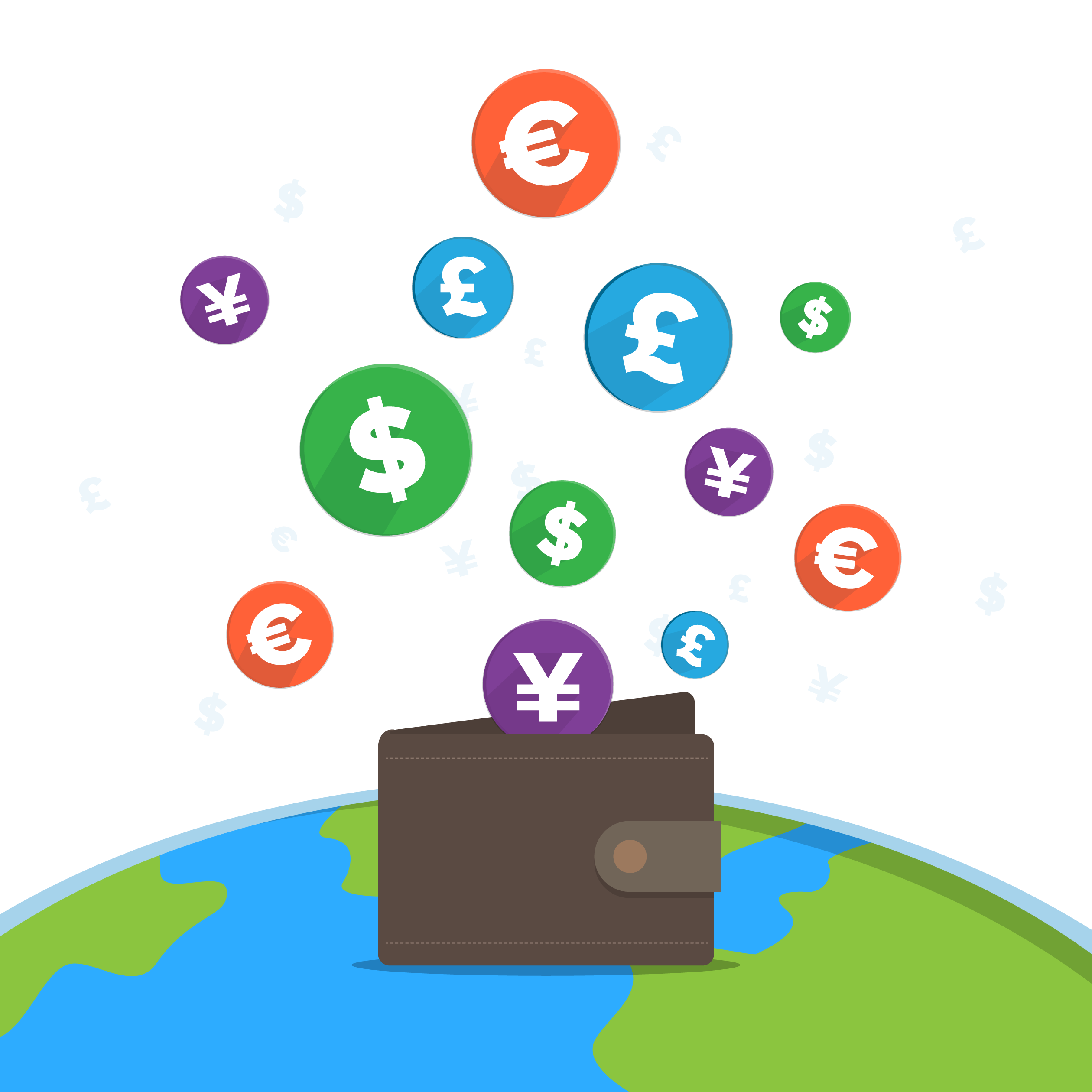Money and personnel clipart business free png royalty free stock Payment Business E-commerce Money Exchange rate - Creative wallet ... png royalty free stock