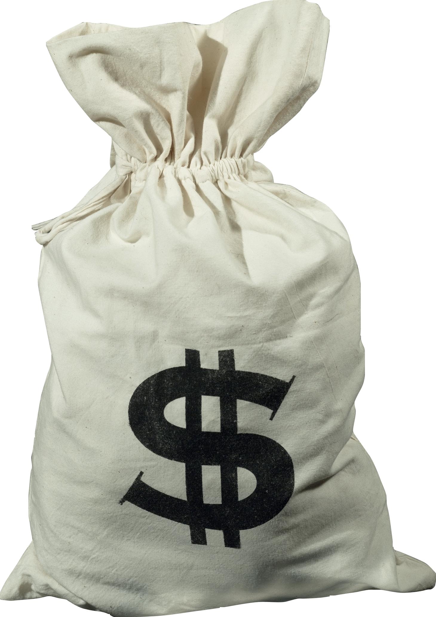 Money bag clipart transparent background svg free stock Money bag PNG image svg free stock