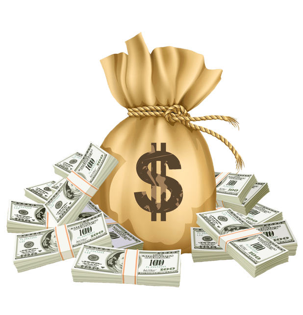 Money bags clipart clip library stock Money Bags Cartoon Png | Cartoonview.co clip library stock